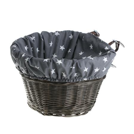 fahrradkorb in wengegrau fahrrad und picknickk rbe online shop mit weidenprodukte und. Black Bedroom Furniture Sets. Home Design Ideas
