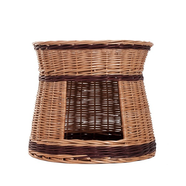 Wicker Basket Beds For Cats Dogs