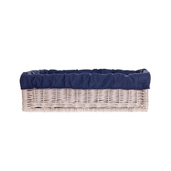 rechteckiger hundekorb katzenkorb aus weide mit einem kissen kontakt sonderangebot k rbe f r. Black Bedroom Furniture Sets. Home Design Ideas